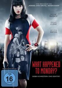 What Happened To Monday? (2018)