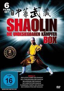 6-Oriental-SHAOLIN-LA-INVENCIBLE-LUCHADOR-Phillip-Ko-Cynthia-Khan-Caja-de-DVD