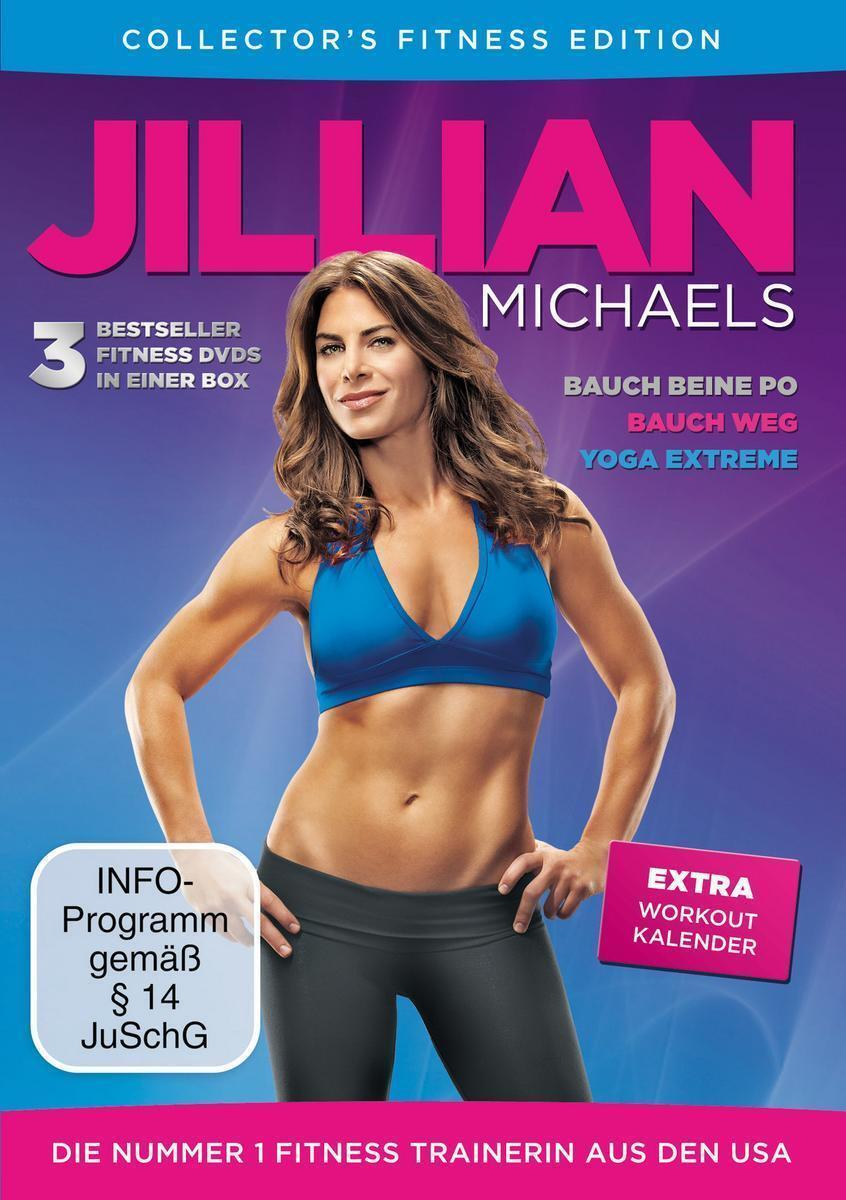 Jillian Michaels   Collector's Fitness Edition [20 DVDs] 20 ...