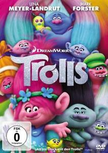 Trolls DVD NEU