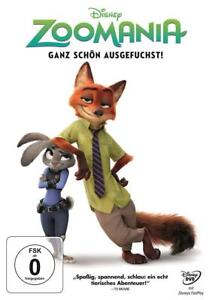 Zoomania (2016) Walt Disney DVD