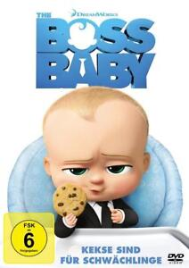 The Boss Baby DVD NEU
