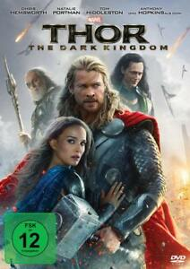 Thor - The Dark Kingdom NEU OVP MARVEL