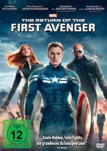 Captain America - The Return of the First Avenger (2014) NEU ohne Folie MARVEL