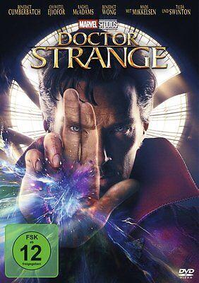 Doctor Strange DVD Marvel Walt Disney Dr. Strange Marvel Film Action Abenteuer