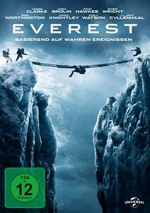 Everest (2016), Blue Ray - Deutschland - Everest (2016), Blue Ray - Deutschland