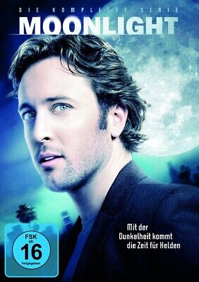 Alex O'Loughlin - MOONLIGHT: DIE KOMPLETTE SERIE