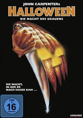 E NACHT DES GRAUENS (Halloween 1 Dvd)