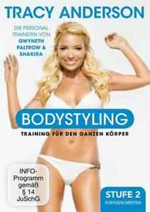 Tracy Anderson - Tracy Anderson - Bodystyling: Fortgeschritten, Stufe 2 /0