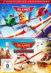 Planes + Planes 2 (2014) Neu ohne Folie