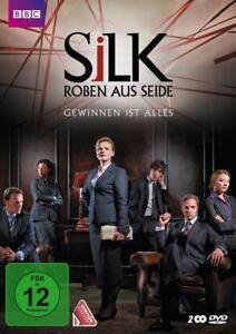 Silk - Roben aus Seide - Staffel 1  [2 DVDs] (2014)