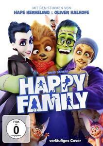 Happy Family DVD Animation Abenteuer Komödie Kino top 2018 NEU OVP