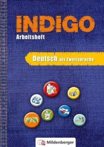 INDIGO - Arbeitsheft 1 - Deutsch als Zweitsprache von Ute Wetter (2016, Taschenb