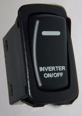 New Carling Rocker Switch On Off Inverter Onoff 24v 15a 6 Terminal L11b1