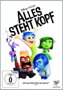 Alles steht Kopf (2016) DVD Neu