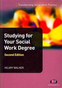 Studying for Your Social Work Degree von Hilary Walker (2012, Taschenbuch)