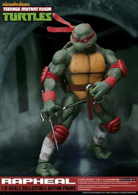 1/6 DreamEX TMNT Teenage Mutant Ninja Turtle Movie Raphael 10.5