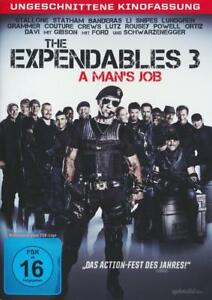 The Expendables  - A Man's Job DVD NEU