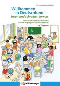 Willkommen in Deutschland - lesen und schreiben lernen - 9783619141692