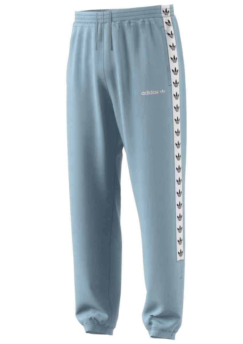 ADIDAS ORIGINALS TREFOIL TNT MEN'S TRACK PANTS BLUE WHITE BLACK CE4821 XL NWT