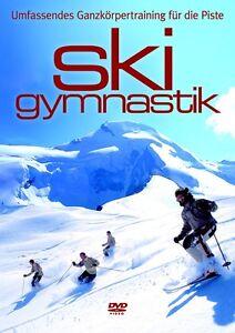 DVD Ski Gymnastik Umfassendes Ganzkörpertraining