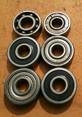 Lot Of 6 Bearings