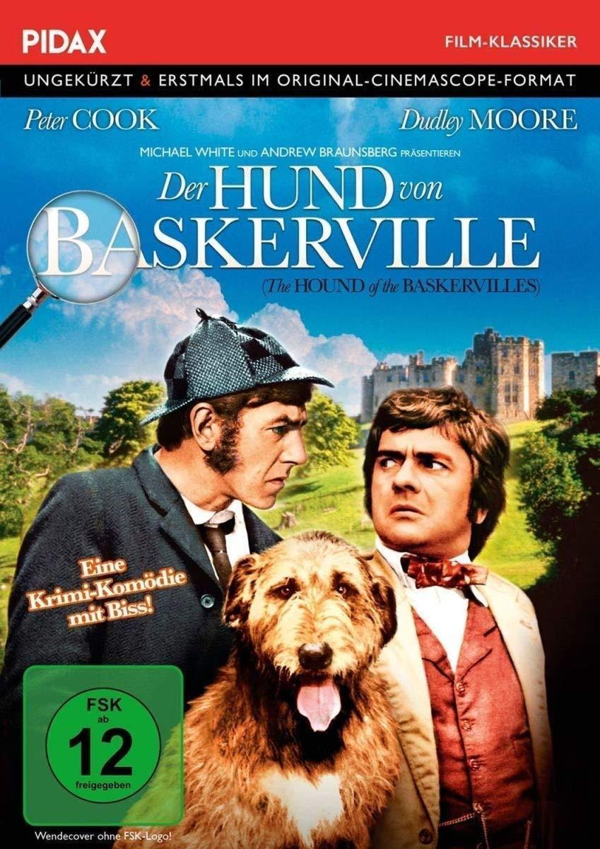 Sherlock Holmes Der Hund von Baskerville (1978) * DVD Krimi-Komödie Pidax
