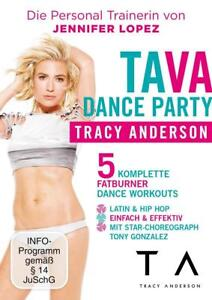 Tracy Anderson - TA VA Dance Party (2017)