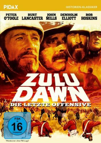 Zulu Dawn - Die letzte Offensive * DVD Abenteuer Film Burt Lancaster Pidax