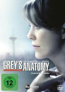 Grey's Anatomy Staffel 11 - Greys Anatomy Season/Staffel 11 NEU OVP