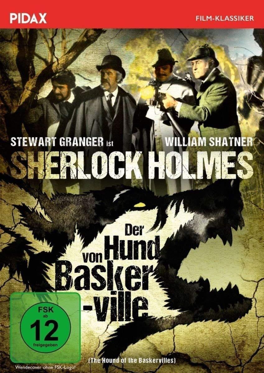 Sherlock Holmes Der Hund von Baskerville (1972) * DVD Verfilmung Pidax