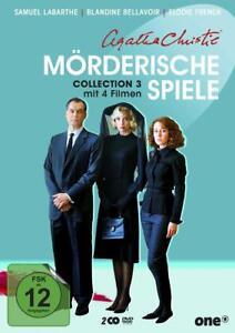 DVD Mörderische Spiele (Collection 3 mit 4 Filmen)