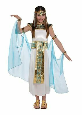 Kinderkostüm Cleopatra Kids Fasching Halloween Cleo Ägypten Pharao Dress Göttin