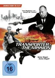 TRANSPORTER - The Mission (2011) - Original deutsche Blu-ray DVD - Directors Cut - Weiten, Österreich - TRANSPORTER - The Mission (2011) - Original deutsche Blu-ray DVD - Directors Cut - Weiten, Österreich