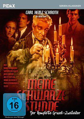 MEINE SCHWARZE STUNDE - BLOOM,JEFFREY/CRANE,PETER/+,JAMES COBURN   DVD NEW
