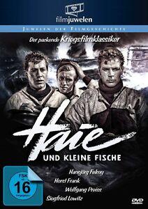 Frank-Wisbar-HAIE-Y-PECES-PEQUENOS-aleman-Pelicula-de-guerra-Clasicos-FELMY-DVD