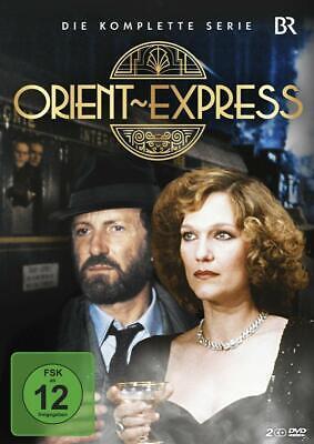 ORIENT-EXPRESS-DIE KOMPLETTE SERIE - ORIENT-EXPRESS  2 DVD NEW