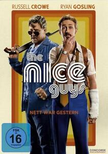 The Nice Guys (2016) - DVD - NEU&OVP