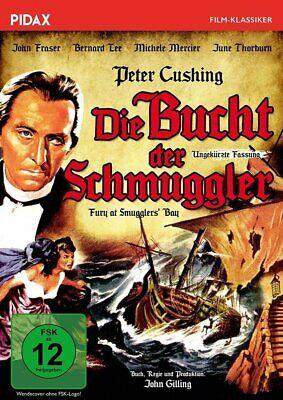 Die Bucht der Schmuggler * DVD Abenteuerfilm * Pidax