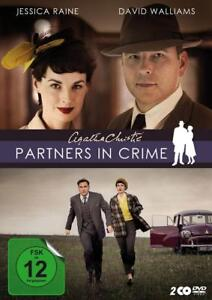Agatha Christie - Partners In Crime - DVD NEU/OVP