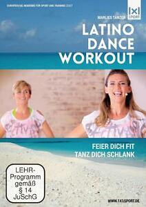 Latino Dance Workout - Feier Dich fit, tanz Dich schlank, 1 DVD