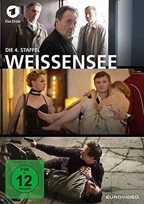 2 DVDs * WEISSENSEE - STAFFEL 4  # NEU OVP %