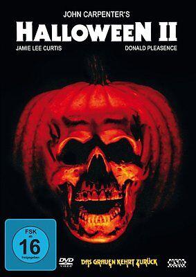 d Pleasence JAMIE LEE CURTIS DVD Neu (Jamie Lee Curtis Halloween 2)