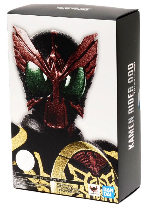 Shinkocchou Seihou OOO Tatoba Combo Kamen Rider S.H. Figuarts *LEGIT*