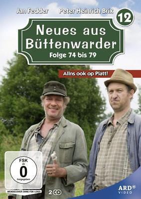 Neues Aus Büttenwarder 12 / Folge 74-79 # 2-DVD-NEU