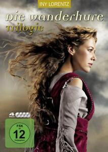 Die Wanderhure 1-3 Trilogie, 4 DVDs BOX - NEU&OVP - DVD Komplettbox