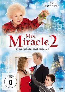 MRS MIRACLE 2 (2010  Doris Roberts)  -  DVD - PAL Region 2 - New