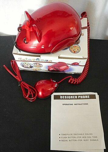 Vintage Novelty Mouse Telephone