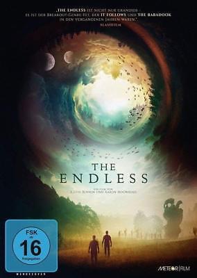 THE ENDLESS - BENSON,JUSTIN/MOORHEAD,AARON   DVD NEW