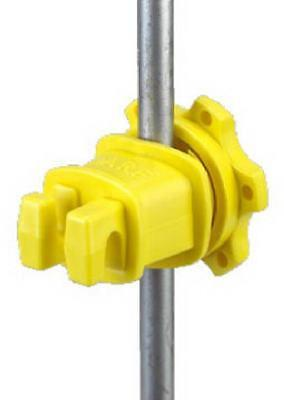 Dare Products Electric Fence 25pk Yellow Post Insulator Western-rp-25